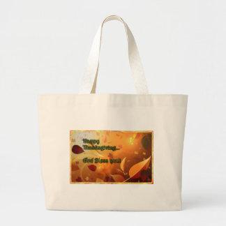 Tote Bag - Happy Thanksgiving 2