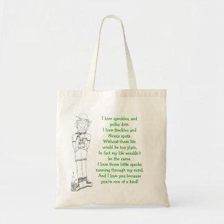 Tote Bag - I Love Spots