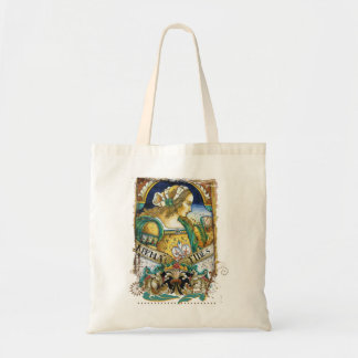 Tote Bag Italian Renaissance Girl