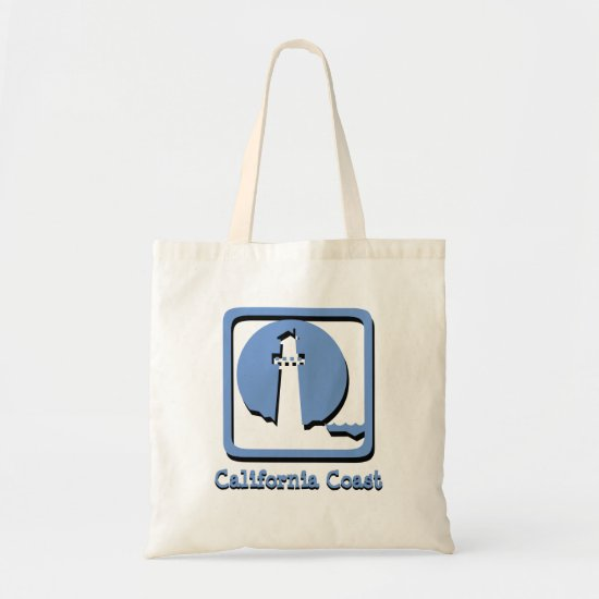 Tote Bag - Lighthouse Emblem