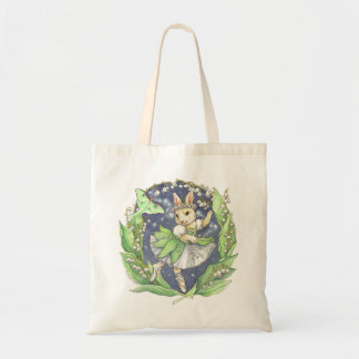 Tote Bag Lily of the Valley