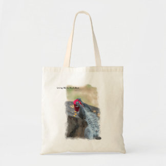 Tote Bag  - Living life to the fullest