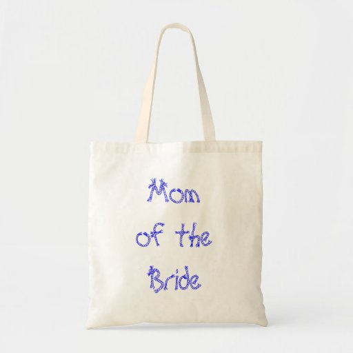 Tote Bag - Mom of the Bride - Sailors Knot