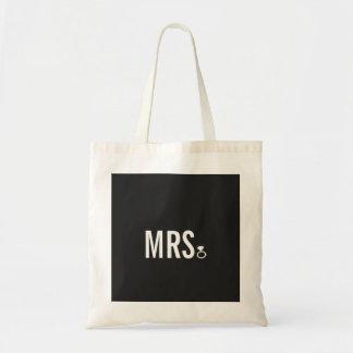 Tote Bag - Mrs. Ring (Bling)