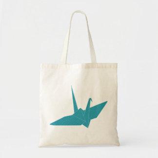 tote bag origami stars
