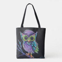 """Tote Bag """"Owl be Your Friend"""""""