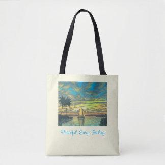 Tote Bag, Peaceful, Easy, Feeling