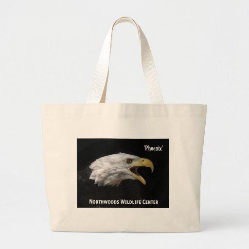 Tote bag-Phoenix Jumbo Tote Bag