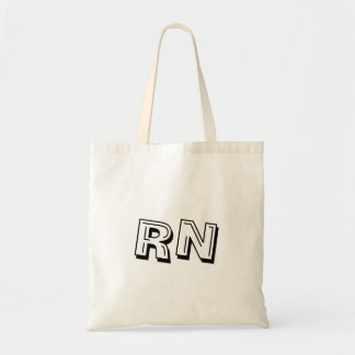 Tote Bag Registered Nurse -RN