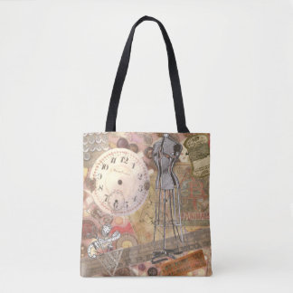 Tote Bag Sewing Theme