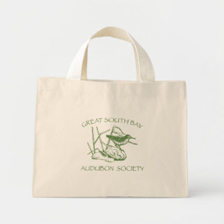 Tote Bag, small with Green Logo