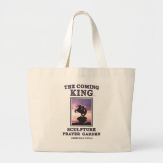 "Tote Bag - ""The Coming King """