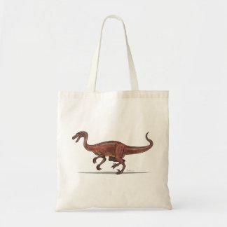 Tote Bag Troodon Dinosaur