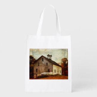 Tote Bag-Unfinished Barn