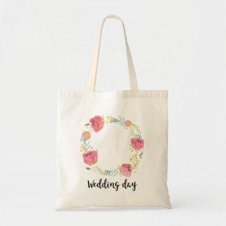Tote Bag - Wedding Day to be personalized