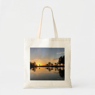 Tote Bag with A View