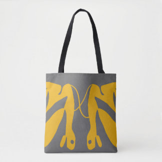 Tote Bag  with all over print