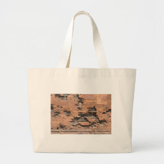 Tote Bag with Brick Wall Texture