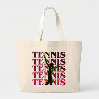 Tote Bag Women's Tennis 1 RP Light or Dark