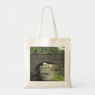 Tote bage~small~stone bridge canvas bag