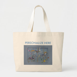 Tote Bags - Carousel Opus One
