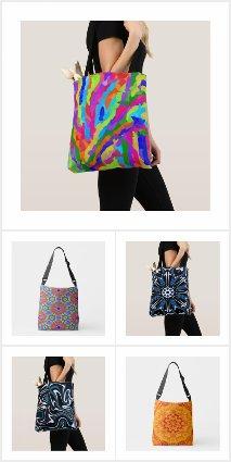 Tote Bags - Crossbody Bags