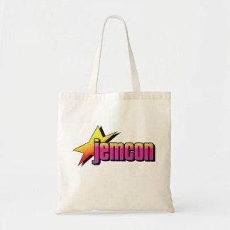 Tote básico de JemCon Bolsas Lienzo