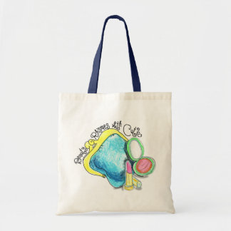 Tote -Beauty Rhymes with Cutie Canvas Bag