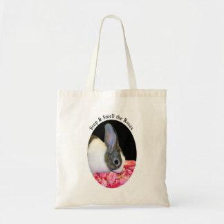 Tote/bolso holandeses del conejo de conejito bolsas