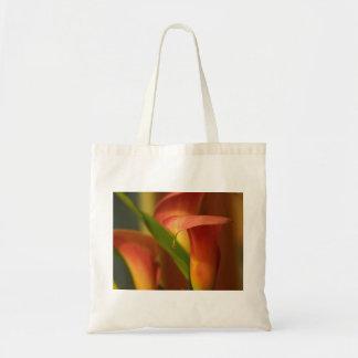 Tote Calla Lilies Canvas Bags
