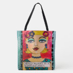 """tote-carefully disguised as a responsible adult tote bag<br><div class=""""desc"""">Tote bag-large</div>"""