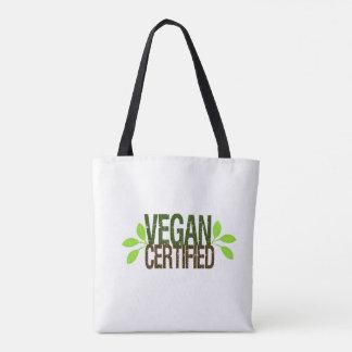 Tote certificado vegano