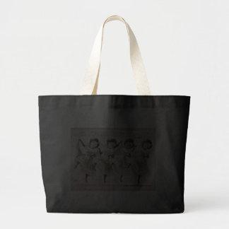Tote Comedians Canvas Bag
