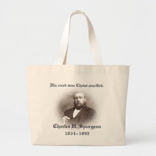 Tote de Charles Haddon Spurgeon Bolsas De Mano