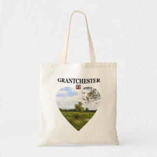 Tote de Grantchester del corazón Bolsa Tela Barata