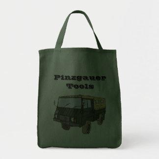 Tote de la herramienta del camión de Pinzgauer los Bolsas