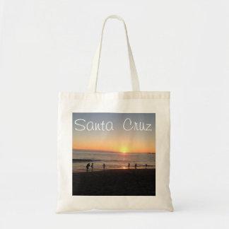 Tote de la playa de Santa Cruz Bolsa Tela Barata