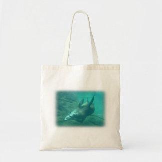 Tote de los leones marinos bolsa tela barata