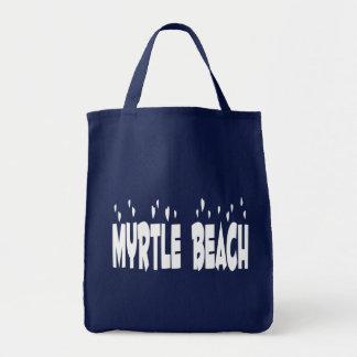 Tote de Myrtle Beach, Carolina del Sur, Estados Bolsa Tela Para La Compra