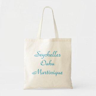 Tote de Seychelles Oahu Martinica Bolsas