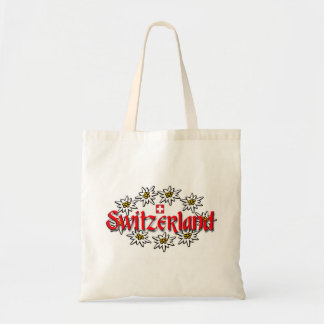 Tote de Suiza Edelweiss Bolsa Tela Barata
