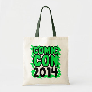 Tote del apoyo de la película de ComicCon Bolsas De Mano