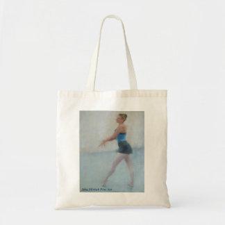 Tote del ballet bolsa de mano