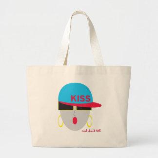 """Tote del """"beso"""" de AnabelNY Bolsas"""