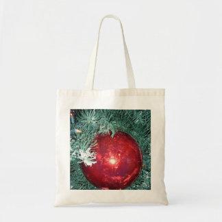 Tote del bolso del regalo del navidad bolsa de mano