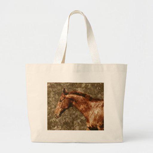 Tote del caballo bolsas