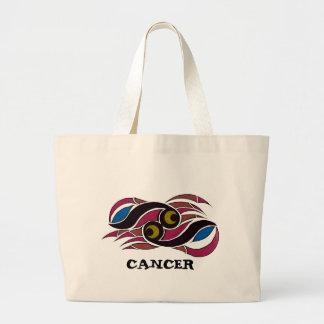 Tote del cáncer de la astrología bolsa