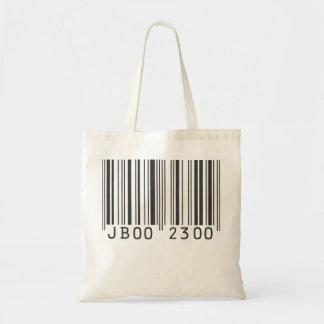 Tote del código de barras de Jaden Bolsas