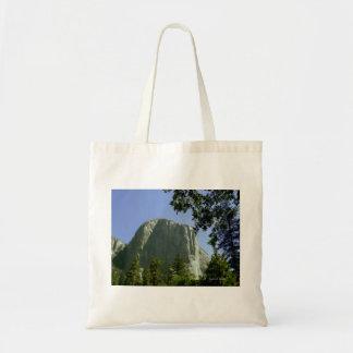 Tote del EL Capitan de Yosemite Bolsa Tela Barata