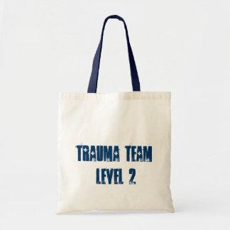 Tote del equipo del trauma bolsa tela barata